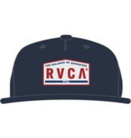 RVCA RVCA Wrecking Crew Snapback Hat -