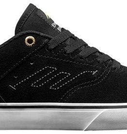Emerica Emerica The Reynolds Low Vulc Skate Shoes - Black/White/Gold