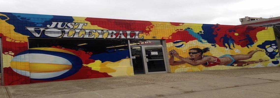 Just Volleyball Store in Regina