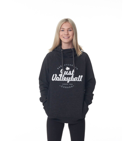 Just Volleyball JV Vintage Women's Hood  L2045