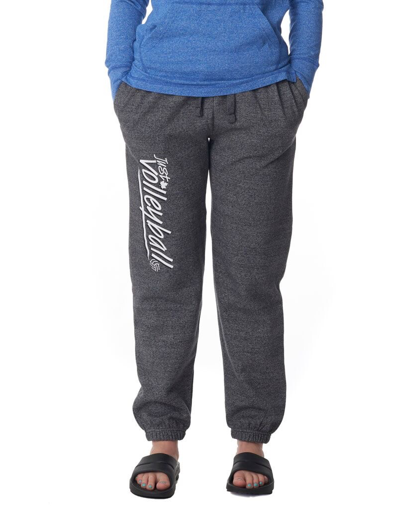 Just Volleyball Adult Mid Weight Classic Sweatpants