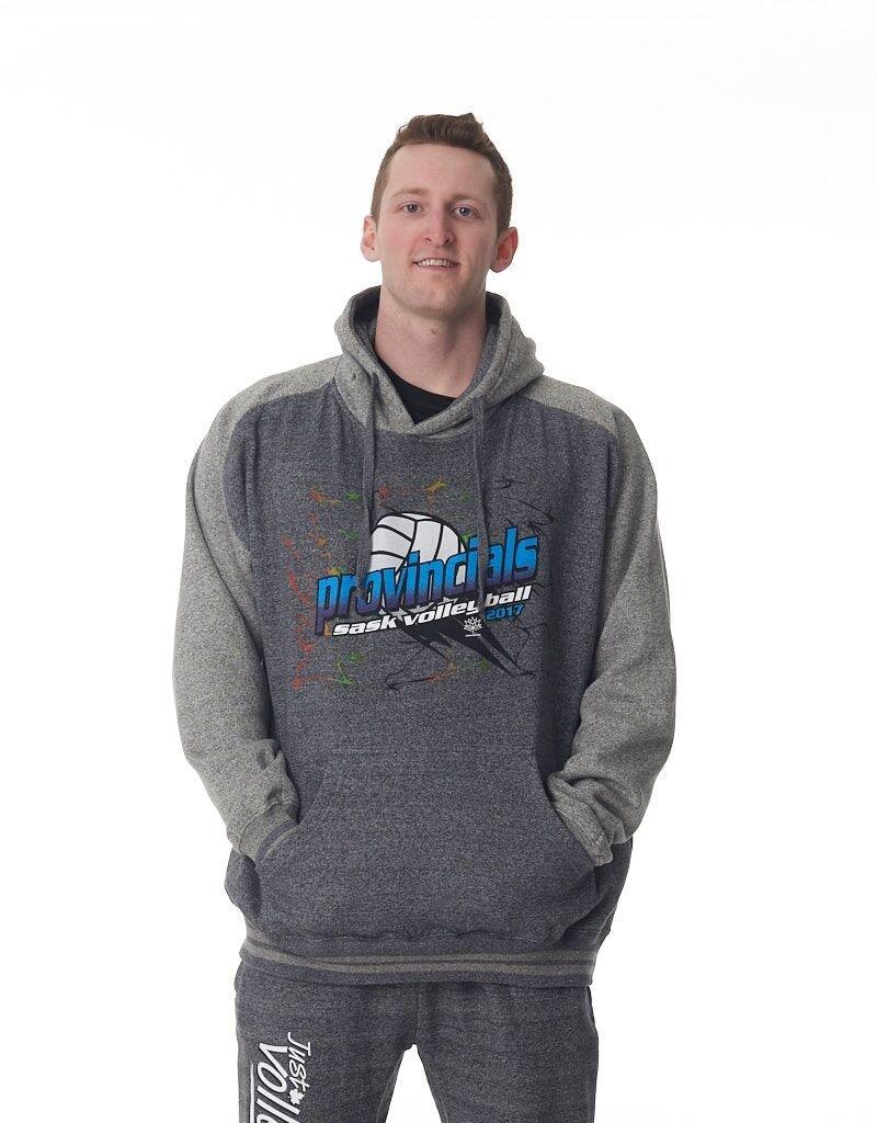 Milltex Sask Provincial 2017 Varsity Hood, 2 tone