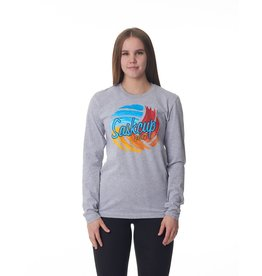 Just Volleyball Sask Cup 2017 Long Sleeve Tee