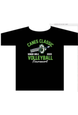 Just Volleyball Canes Classic 2019 Tee