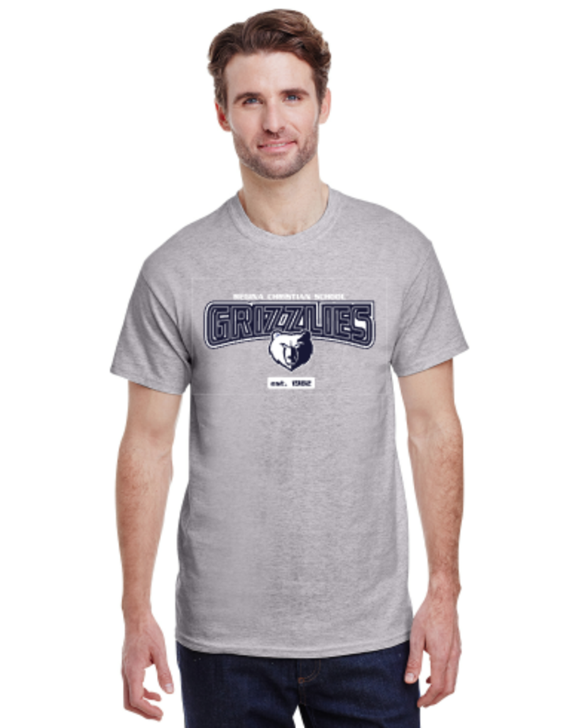 Just Volleyball RCS Adult Cotton Tee 2019