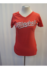 Just Volleyball JV Women's S/S Vneck Tee Koi8022