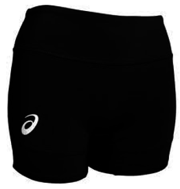 "ASICS 4"" Team Volleyball Short"