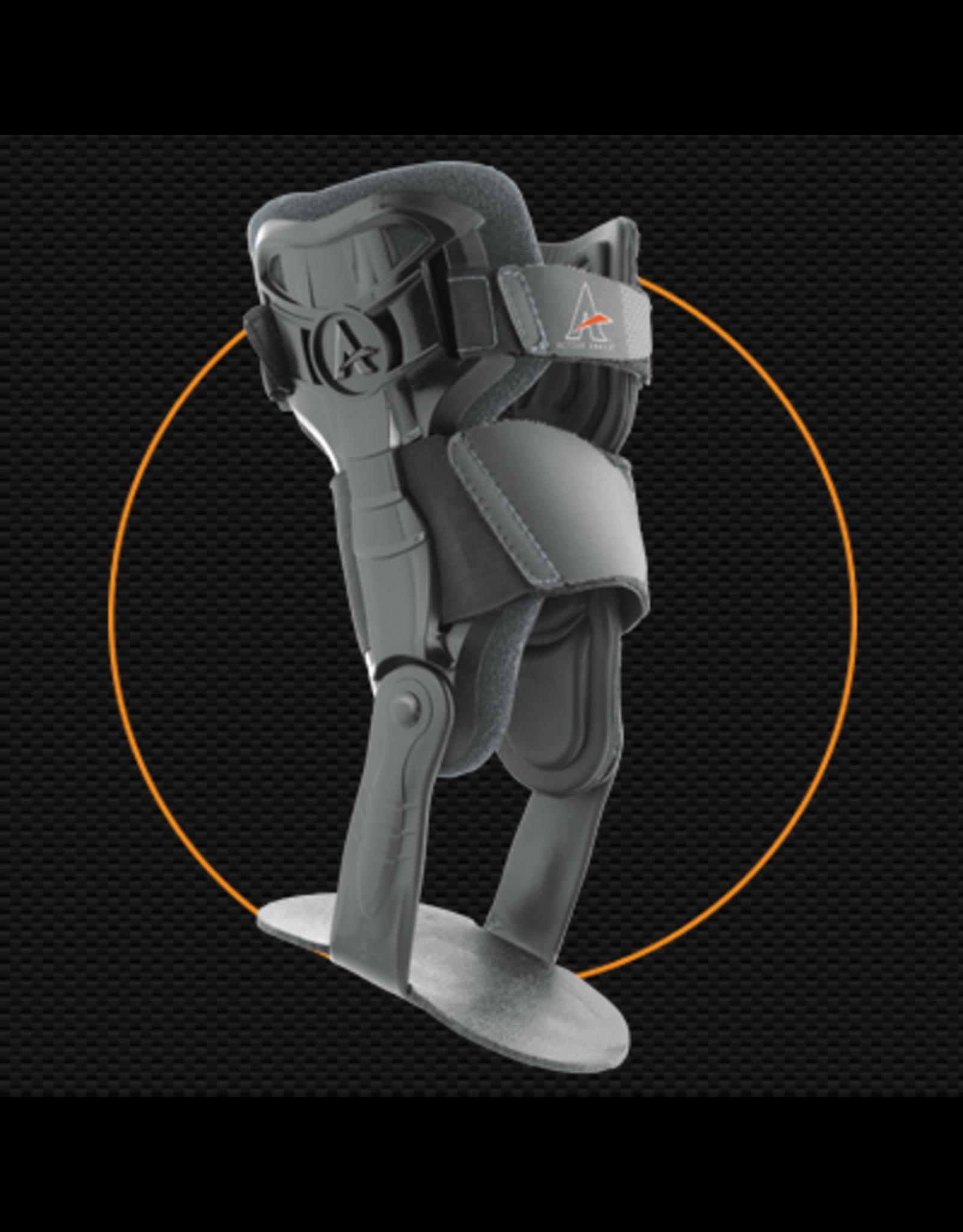 Active Ankle Eclipse ll Rigid Multi-Sport Active Ankle Brace - Black, Large