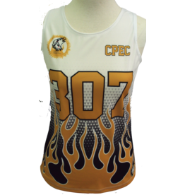 Just Volleyball Custom Track Singlets - Women's