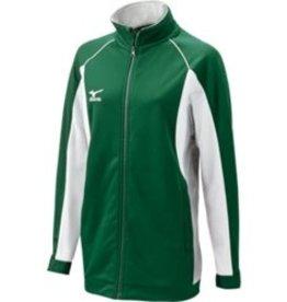 Mizuno Team III Women's Track Jacket Full Zip - Discontinued