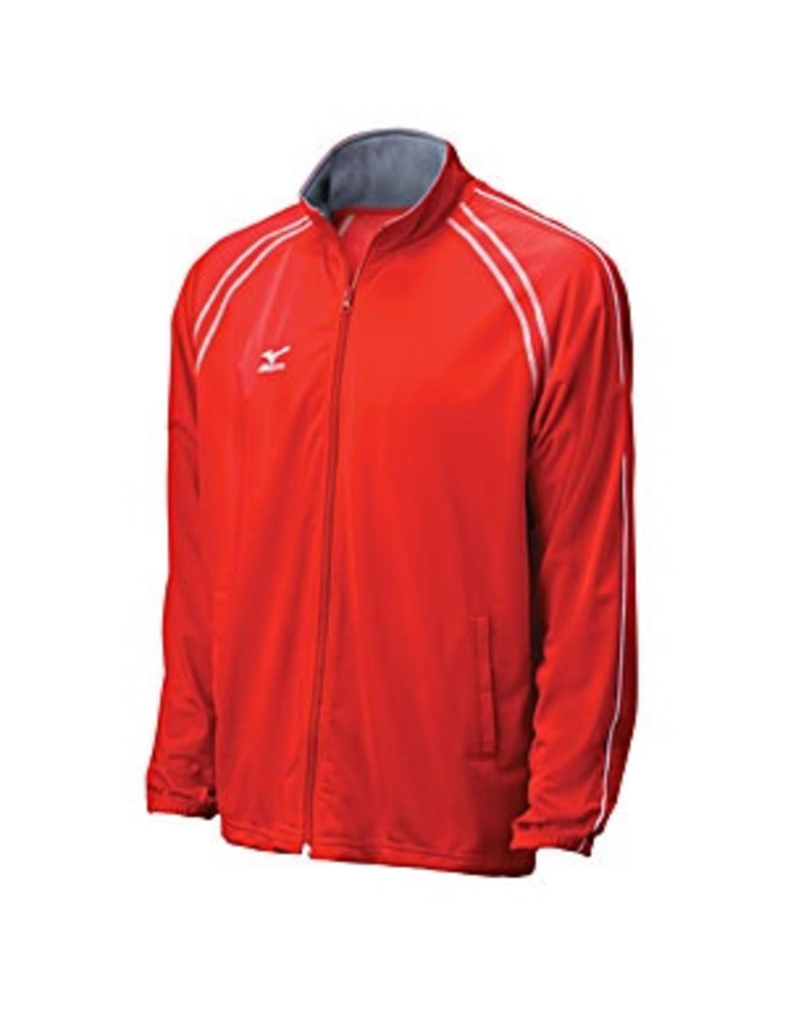 Mizuno Team II Men's Track Jacket Full Zip - Discontinued
