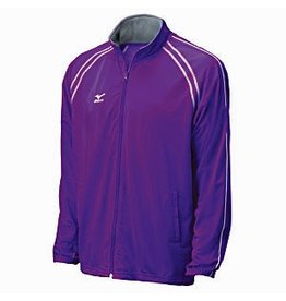 Mizuno Team II Women's Track Jacket Full Zip - Discontinued