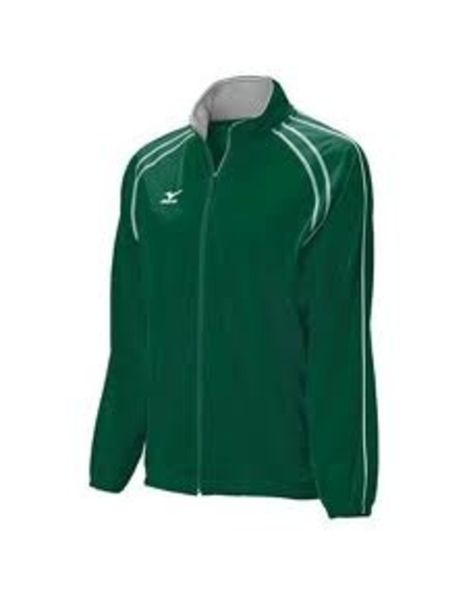 Mizuno Team II Women's Track Jacket Full Zip - Discontinued