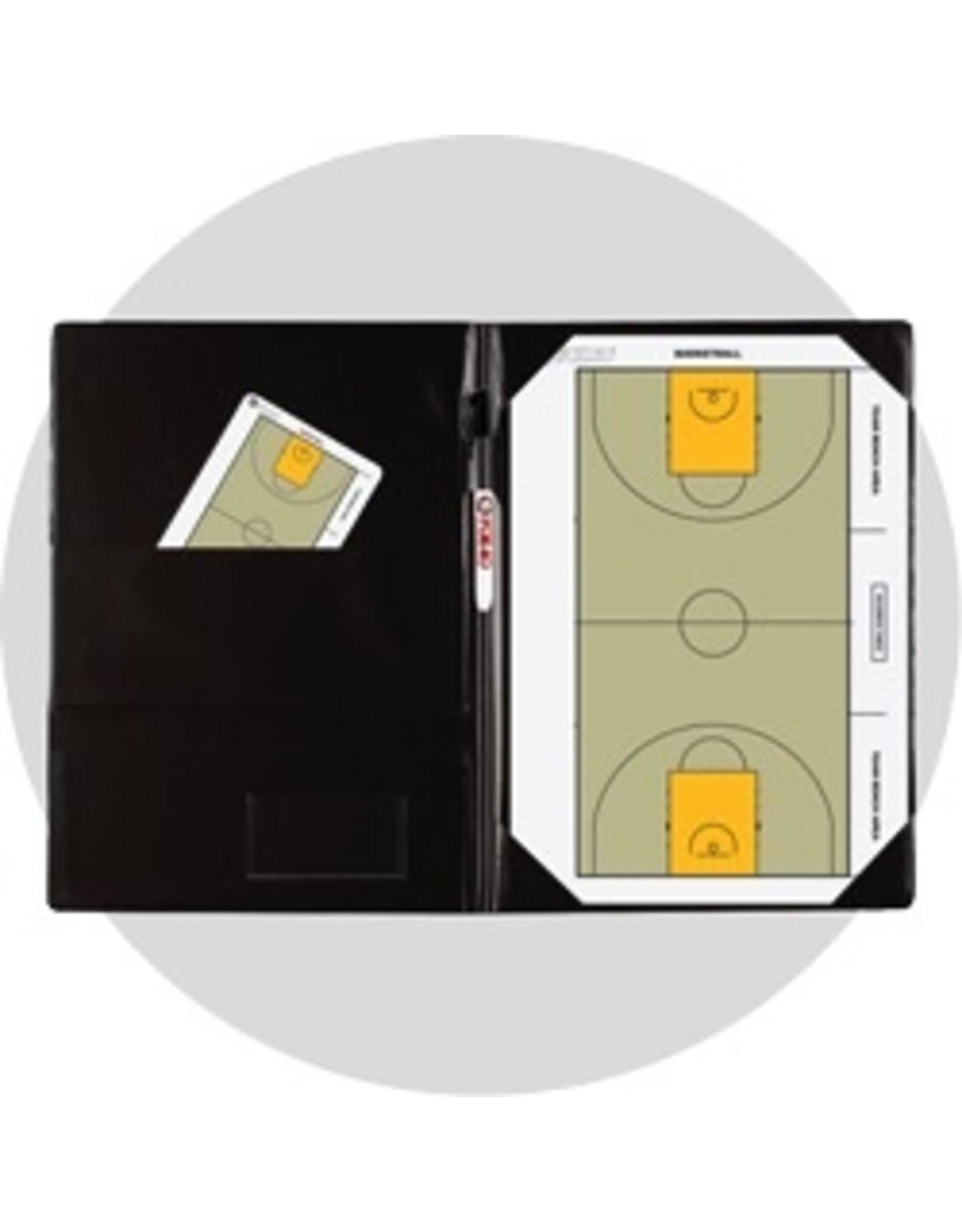 Fox 40 Pro Coaching Folder - Basketball