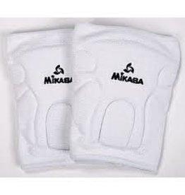 Mikasa Antimicroial Kneepads - White