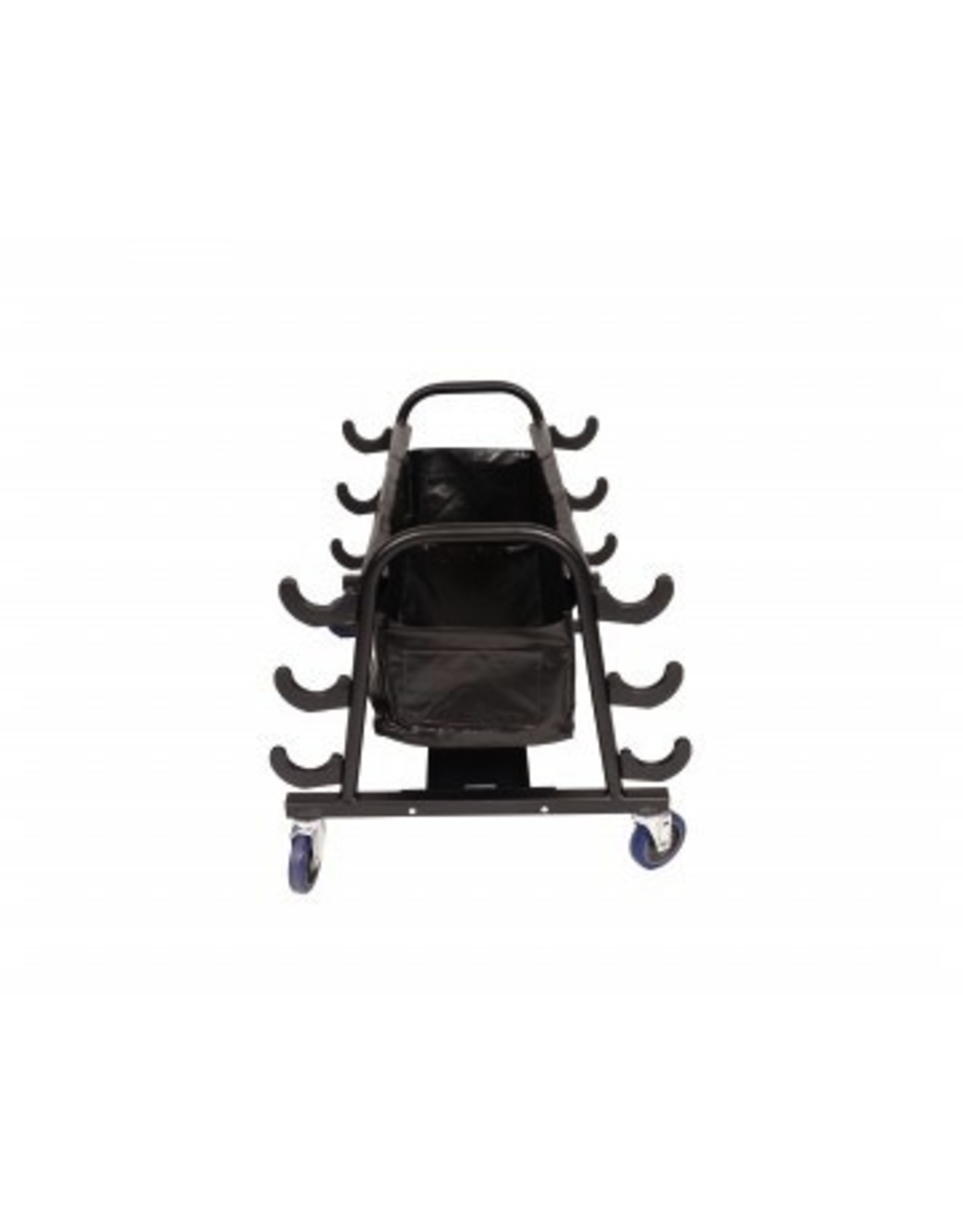 Senoh Storage Cart For 6 Uprights