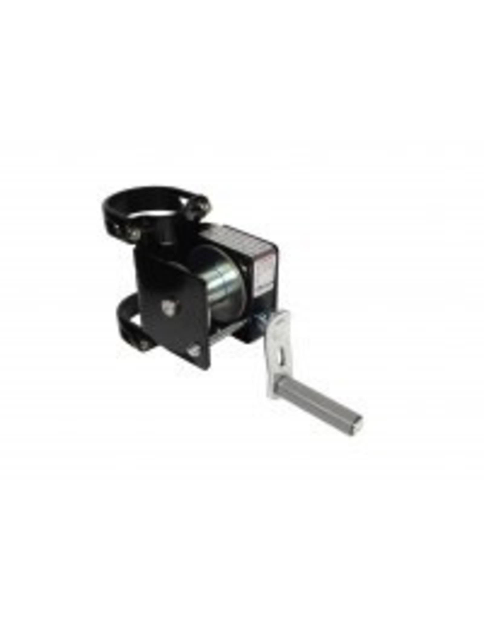 Senoh Heavy Duty Net Ratchet & Crank Handle CO8 or SV15, Black