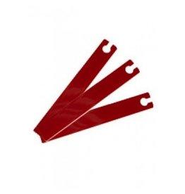 Senoh Vertec Replacement Veins, Red