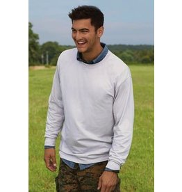 Fruit of the Loom Fruit of the Loom Heavy Cotton Long Sleeve T-Shirt