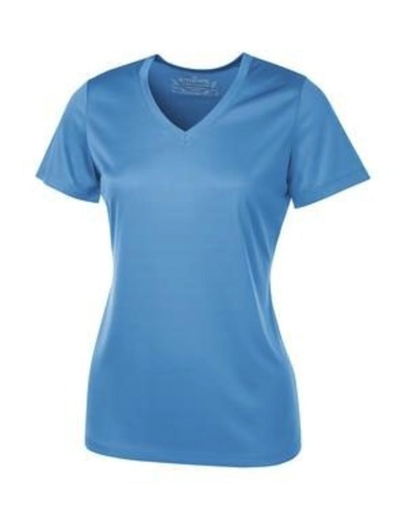 Authentic T-Shirt Company ATC Pro Team Ladies' V-Neck Tee