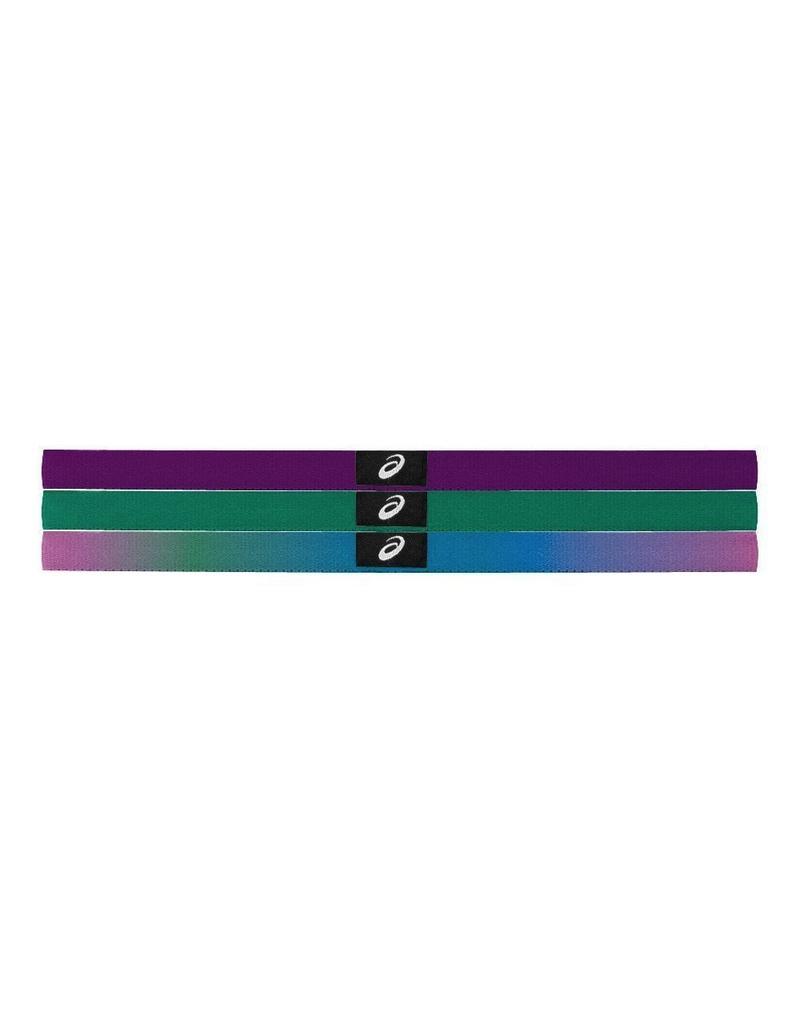 ASICS Hera 3PK Thin Headbands