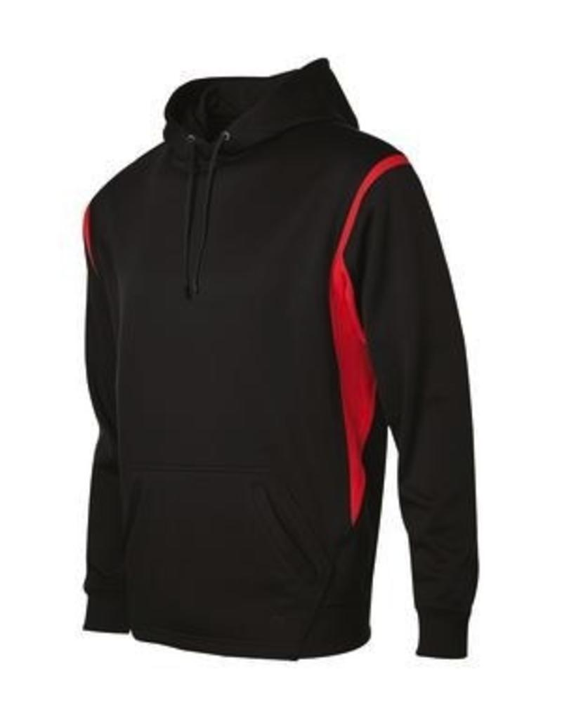 Authentic T-Shirt Company PTech Fleece VarCITY Hooded Sweatshirt - Adult Sizes