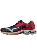 Mizuno The Women's Wave Lightning Z2 is still offered in the same classic, low-cut. This lightweight shoe features the parallel wave plate that creates lateral stability- essential for quick lateral movements during court play. Ideal for use during both practice