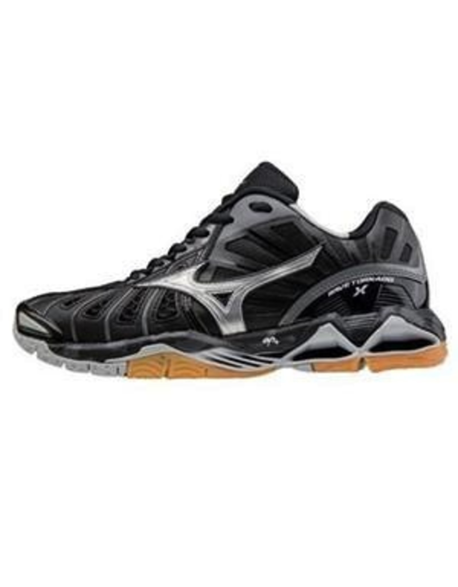 Mizuno The Women's Wave Tornado X offered in a classic low-cut. The Infinity Wave Plate in the shoe's heel offers premium cushioning and shock attenuation for the strenuous jumping and landing that occurs during court play. Ideal for use during both prac