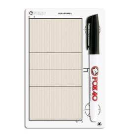 Fox 40 Pro Pocket Coaching Board - Volleyball