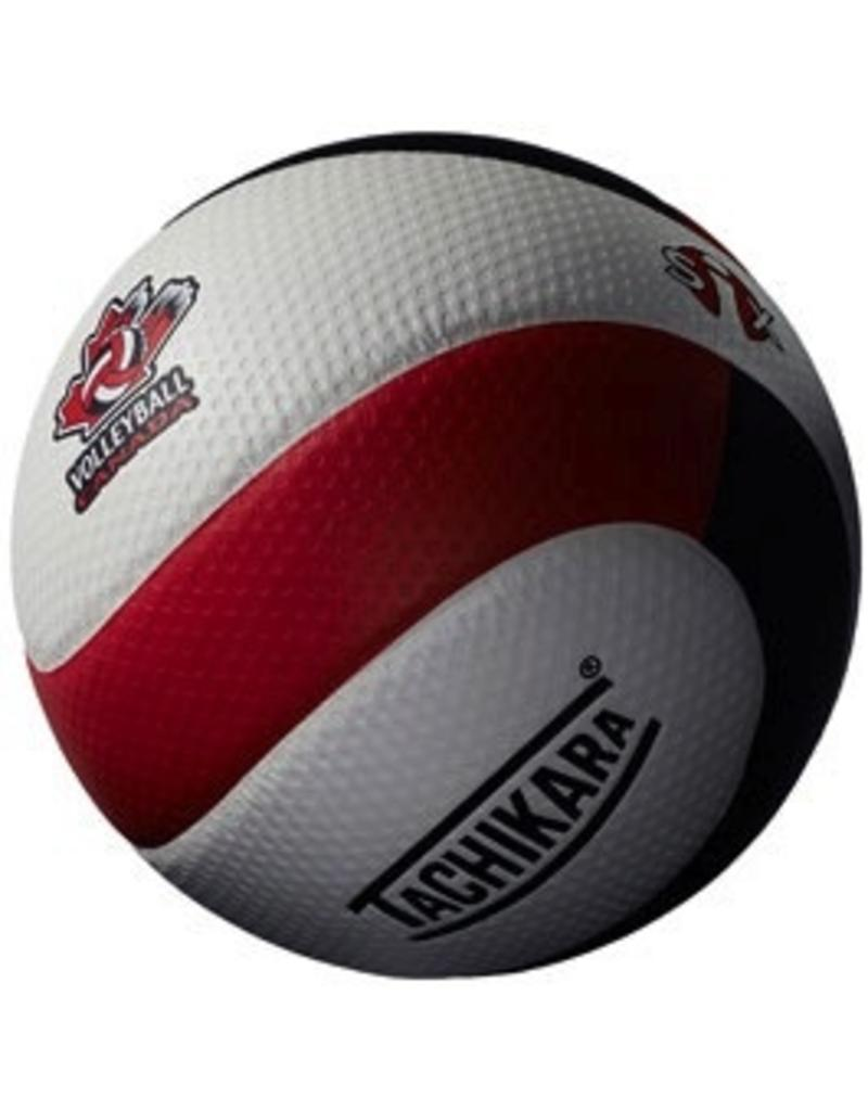 Tachikara Tachikara SIX Volleyball - Official ball for Volleyball Canada 2016 National Championships