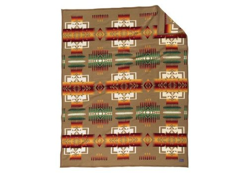 Pendleton USA Chief Joseph Robe - Khaki