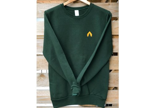 Olodge Crew Neck Olodge - Forest