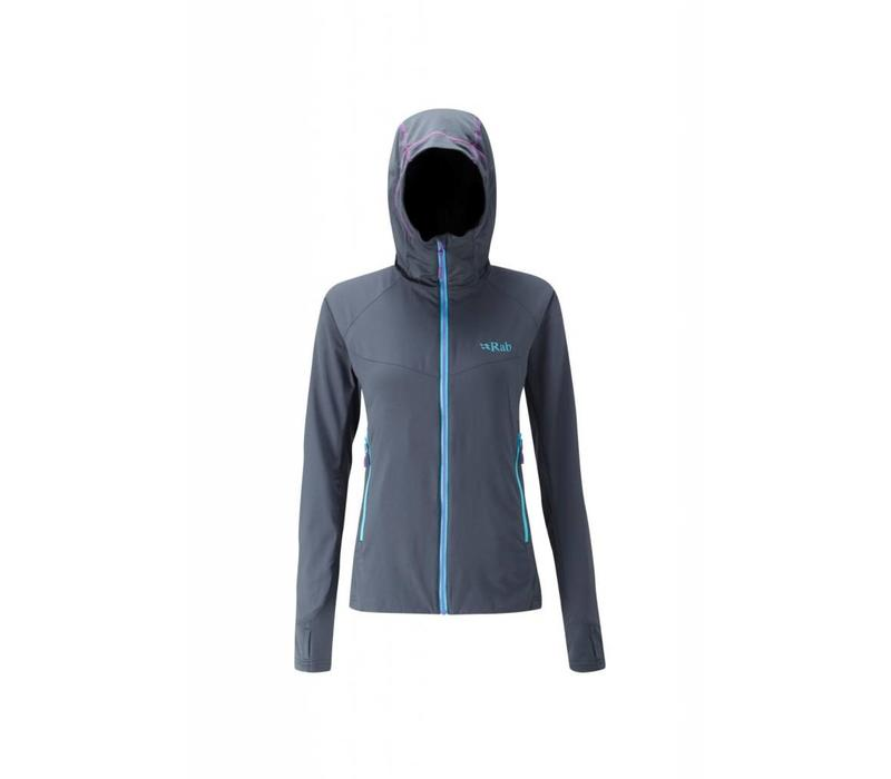 Alpha Flux Hoody - W