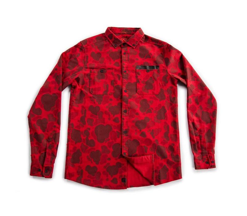 Collins Flannel Shirt