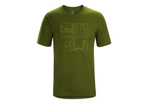 Arc'Teryx Quadrants T-Shirt SS