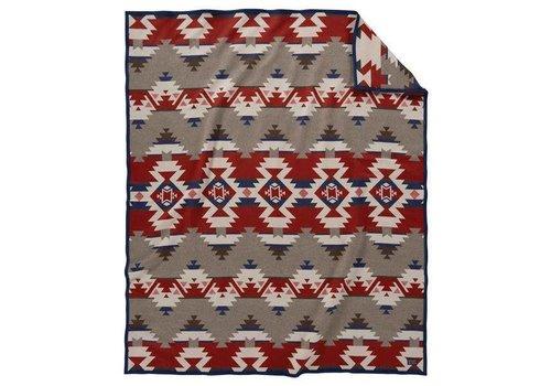 Pendleton USA Mountain Majesty Robe - Fawn