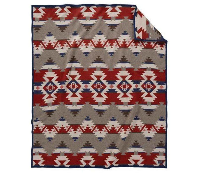 Mountain Majesty Blanket - Twin