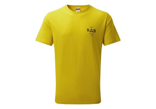 Rab equipment Stance Geo SS Tee