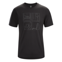 Quadrants T-Shirt SS