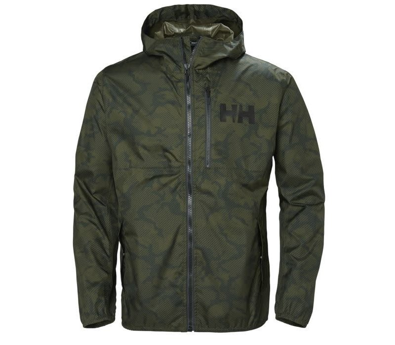 Belfast Rain Jacket