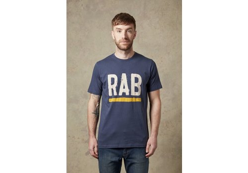 Rab equipment Stance Paint SS Tee