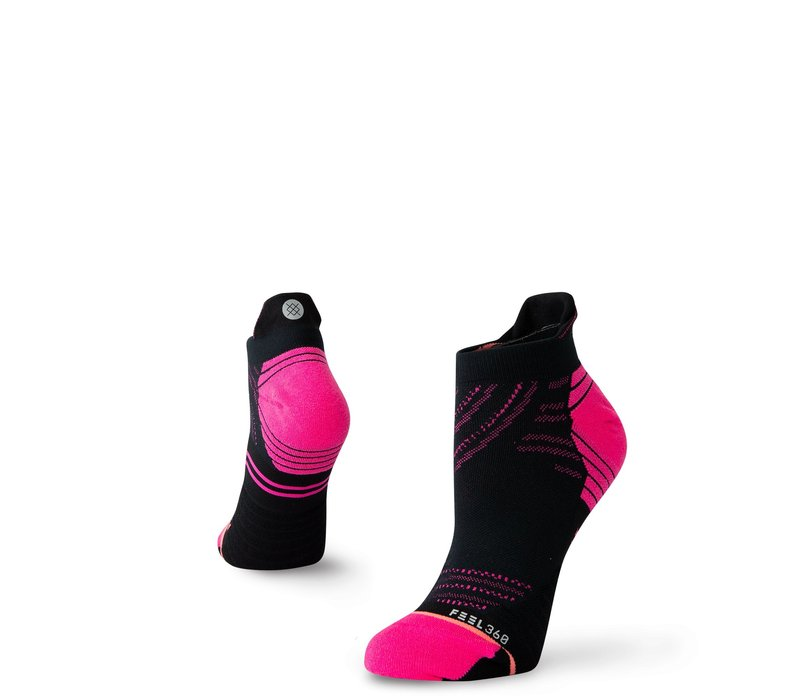 Bike Allrd FLuro Tab Pink-Women
