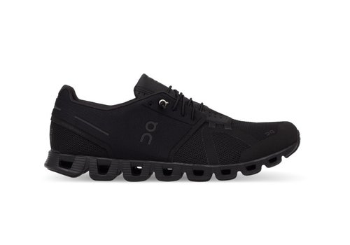 On Running Cloud W - All Black