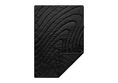 Rumpl Original Puffy Blanket - 1P - Black