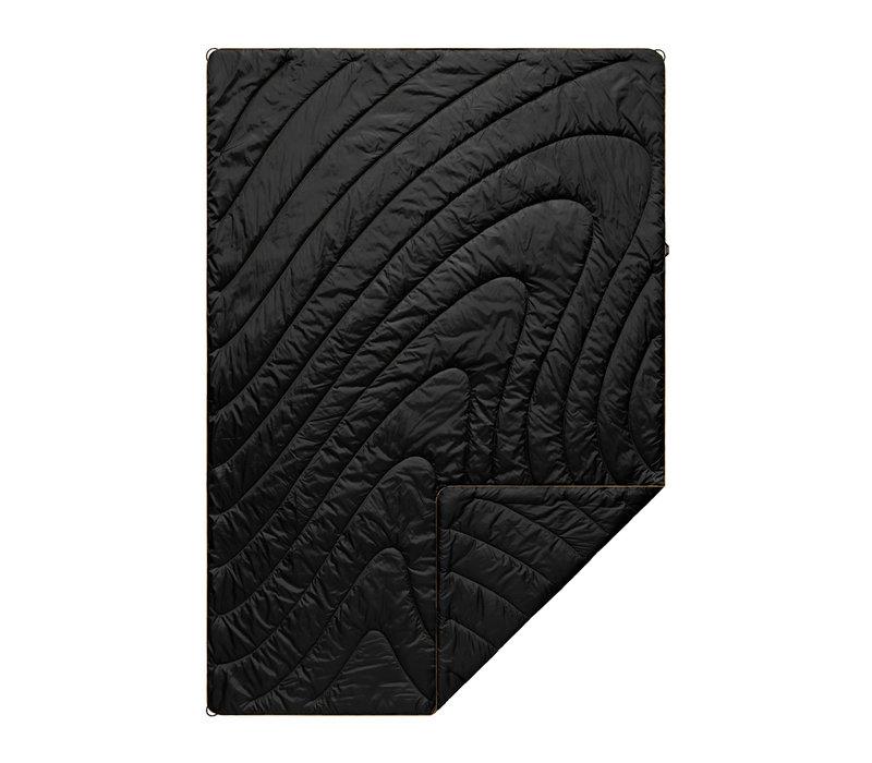 Original Puffy Blanket - 2p - Black