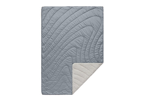 Rumpl Sherpa Puffy Blanket - 1p - Stone
