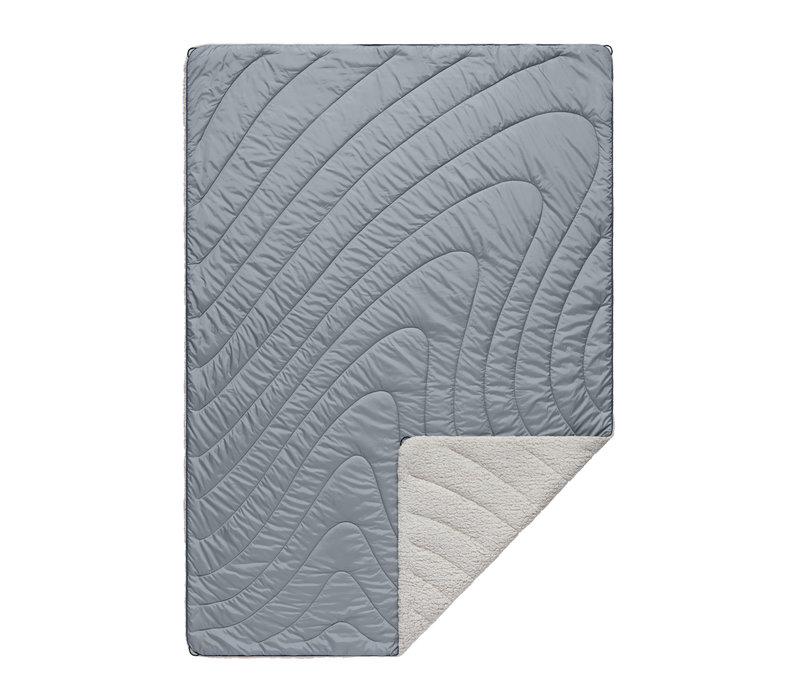 Sherpa Puffy Blanket - 1p - Stone