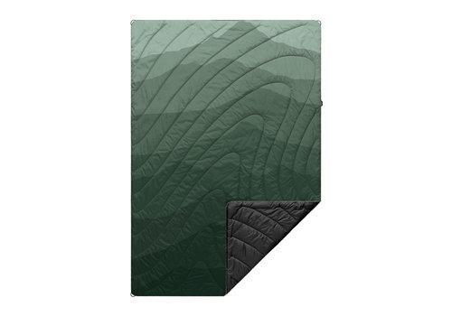Rumpl Original Puffy Blanket - 1p - Cascade Fade