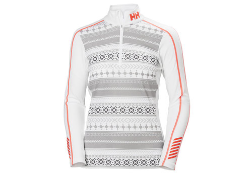 Helly Hansen W HH Lifa Active Graphic 1/2 Zip