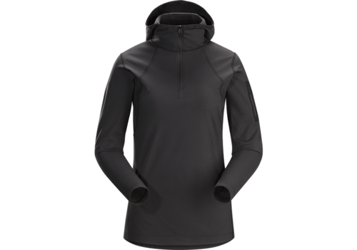 Arc'Teryx Rho LT Hooded Zip Neck Women's